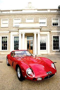 Ferrari 250 GTO Berlinetta Series 1 | Gran Turismo Omologato | Grand Tourer Homologated | Sports Coupe Series 1 | Bizzarrini et Scaglietti | 3.0 L Tipo 168 V12 300 hp | Chassis No. 3527GT | Racing car...