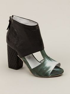 MARSÈLL - cut-out ankle boot 6