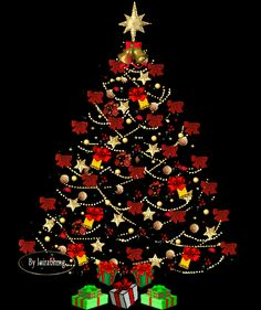 Feliz Navidad les desean Lucy y Memo Animated Christmas Tree, Christmas Scenery, Merry Christmas Greetings, Merry Christmas And Happy New Year, Christmas Background, Christmas Wallpaper, Christmas Pictures, Christmas Lights, Christmas Time
