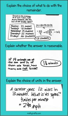 How to Explicitly Teach Writing in Math Class Math Teacher, Math Classroom, Teacher Stuff, Classroom Ideas, Math Writing, Teaching Writing, Fun Math, Math Activities, Junior High Math