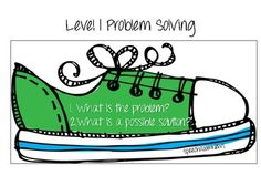 In Your Shoes: Problem solving and perspective taking game.