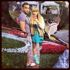 "23 Likes, 2 Comments - SMM👩🏼💻 (@daria_denysevych) on Instagram: ""#цветныеночи #певчееполе #киев#2013 #manofmydreams"""