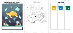 Dzień Ziemi - prezentacja, karty pracy i inspiracje - Pani Monia Family Guy, Kids, Fictional Characters, Den, Children, Boys, Children's Comics, Boy Babies, Fantasy Characters