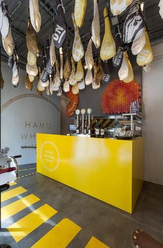 ham on wheels in barcelona by external reference architects