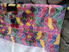 Auth Quiche' Mayan Textile Quetzaltenango Guatemalan Backstrap Fair Trade   eBay