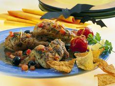 Orangen-Kräuter-Huhn ist ein Rezept mit frischen Zutaten aus der Kategorie Hähnchen. Probieren Sie dieses und weitere Rezepte von EAT SMARTER!