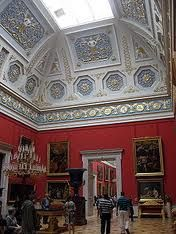 Hermitage Museum, St. Petersburg, Russia. It's one of the only major museums in the world I've not yet visited.