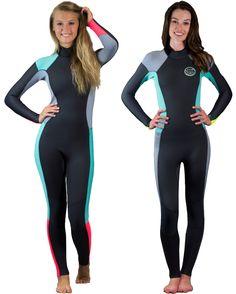 ca4157bac9 4 3mm Women s Rip Curl DAWN PATROL Full Wetsuit