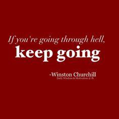 Keep on truckin!