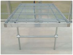 Greenhouse Benches Any Custom Style Rimol Greenhouses For Decor 2