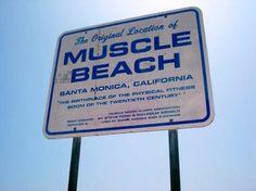 Muscle Beach - Santa Monica