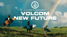 NEW FUTURE サスティナビリティ2020年までの目標 #Volcom #ボルコム