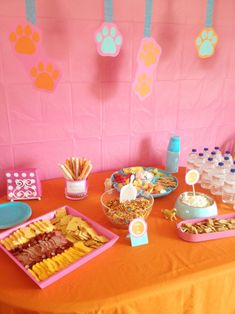 Puppy-themed Party