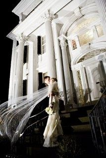 1000+ images about Winter Weddings at Linden Place Mansion on ...