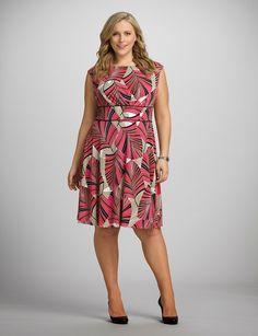 Magníficos vestidos casuales para gorditas
