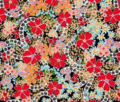 An everyday Valentine fabric by vo_aka_virginiao on Spoonflower - custom fabric