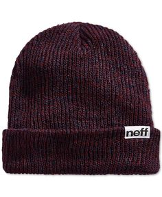 Neff Daily Foldover Heathered Beanie