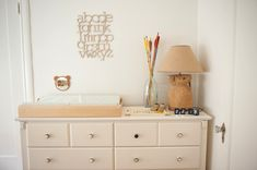 Dressor Changing Table