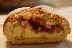 Raspberry Cream Cheese Pastry (the ones from Casey's I don't remember what the are actually called)