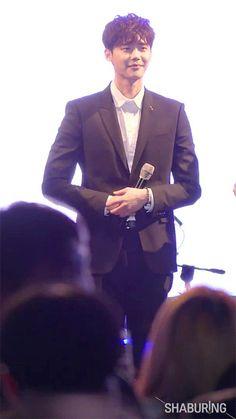 Lee Jong Suk in Konkuk University /May 2016