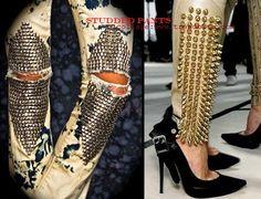 TrendBite: Studded Pants   Fashion Finds