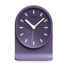 'timy' desk clock by lexon