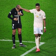 Marcus Rashford scored a last-gasp penalty awarded when a Video Assistant Referee intervention as Manchester United shocked Paris St Germain away to succeed Manchester United Wallpaper, Manchester United Players, Brandon Williams, Jesse Lingard, Soccer Pictures, Marcus Rashford, Football Photos, Soccer Stars, Football Wallpaper