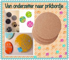 Onderzetters (19 cm) van de Action pimpen naar een memobord. Hier gedaan met stofjes van de Action. Bron: facebook Action fanpagina. Cork Crafts, Diy And Crafts, Arts And Crafts, Teacher Gifts, Easy Diy, Projects To Try, Xmas, Fancy, Mini