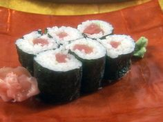 Sushi Rice Recipe : Alton Brown : Food Network - FoodNetwork.com