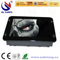 factory price sale 8 inch open frame lcd touch screen all in one mini pc mainframe computers