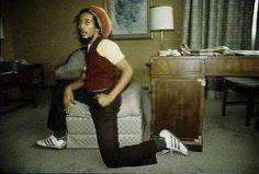 Bob in the pose
