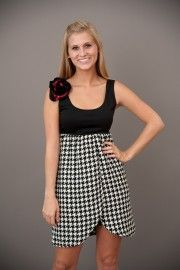 JUDITH MARCH: Roll Tide Roll Dress
