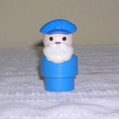 Fisher Price Little People Boat Captain