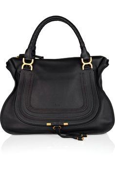 b7ab1b75125aa2 Chloe Marcie is the perfect catch all handbag this Fall x Iris Sacs À Main  Noir
