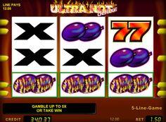 Granie Slot Ultra Hot Deluxe do ceny. Firma Novomatic postanowił uaktualnić znaną wersję gry Ultra Hot. Podobnie jak jego poprzednik, nowy automat do gry jest analogiem klasycznego Slot mechanicznego. Ultra Hot Deluxe Chociaż istnieje znany wszystkim graczom bębna 3, owoce i jagody ikon i gry ryzyka. A z nowości można zauważyć wzrost m