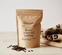 Barcomi's Kaffee :: House Blend