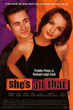 Directed by Mark Waters. With Monica Potter, Freddie Prinze Jr. A young woman is attracted to a man despite her thinking she's seen him kill someone. Teen Movies, Iconic Movies, Popular Movies, Great Movies, Teen Romance Movies, Teenage Movie, Comedy Movies, Classic 90s Movies, College Movies