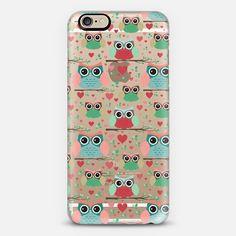 Cute Owls - Classic Snap Case