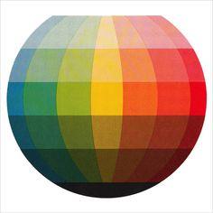 Johannes Itten, Bauhaus Artist - The Elements of Color, 1970