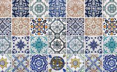 Symbols of Portugal: Azulejo