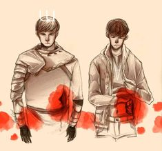 Wounds_Merlin/Humans by maryluis Merlin 2, Merlin Series, Merlin Fandom, Merlin And Arthur, Merlin Funny, Merlin Colin Morgan, Fan Anime, Fan Art, Deviantart