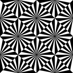 Patterns and designs for art graphics matt w ideas pattern drawing . Geometric Patterns, Doodle Patterns, Zentangle Patterns, Geometric Art, Optical Illusion Quilts, Cool Optical Illusions, Art Optical, Illusion Kunst, Illusion Drawings