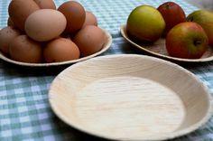 The Wholeleaf Co. Palm Leaf Plates and Bowls