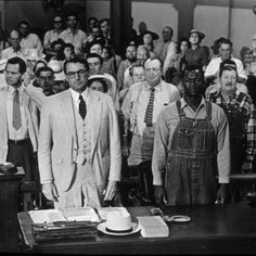 To Kill a Mockingbird. Every time I watch the movie, I stand as Atticus Finch leaves the courtroom . Atticus Finch, Gregory Peck, Harper Lee, To Kill A Mockingbird, Actors, Classic Movies, Great Movies, A Good Man, Picture Photo