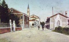 Carpenedo - Via San Donà inizio 900