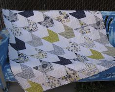 Lap of Luxe by John Q Adams - Loves to Quilt blog