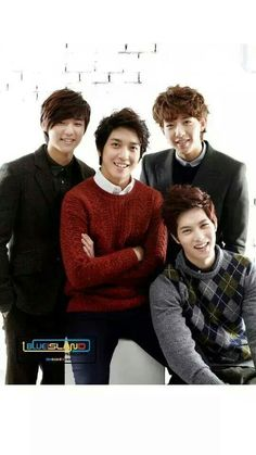 The King's of Beuty... CNBLUE BOYS. ♥♥♥