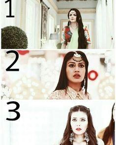 Vote!!!  1,2 or 3???  I Vote for 2 (anika)❤