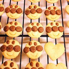 卵アレルギーの娘の為に手作り♡ - 25件のもぐもぐ - アンパンマンクッキー by yumiko