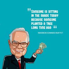 "A Quote from Warren Buffet, whom ‪‎wikipedia‬ defines as ""THE MOST SUCCESSFUL INVESTOR IN THE WORLD"", the rule holds true while planning your insurance too.Start Early and stay smart"